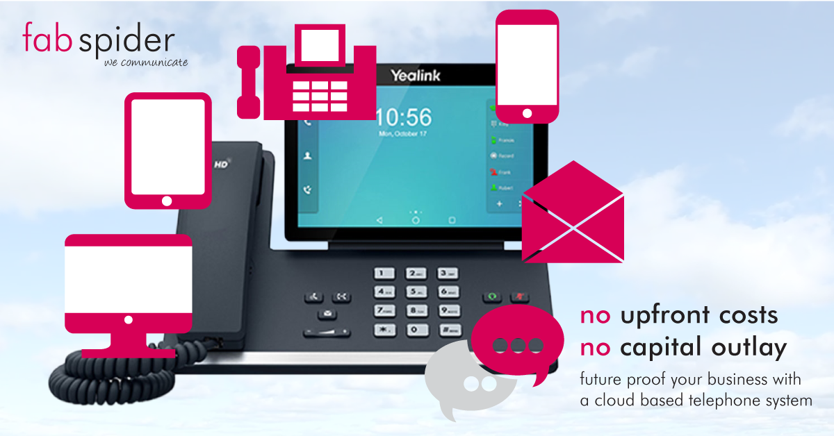 cloud based telephone system